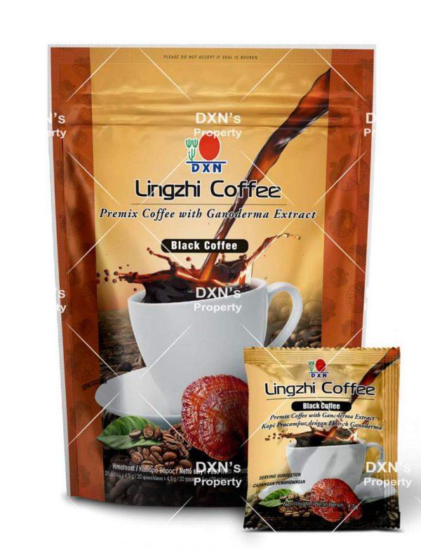 DXN Lingzhi Black Coffee