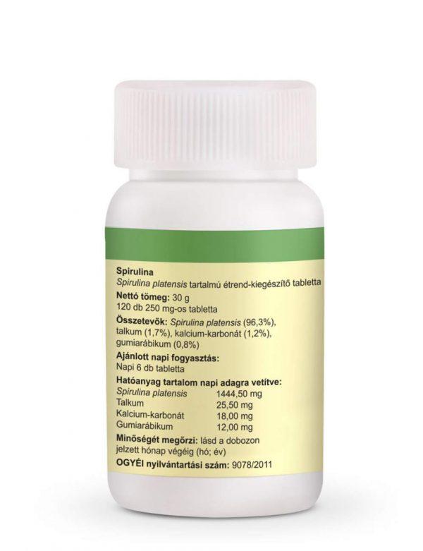 DXN Spirulina tabletta 120
