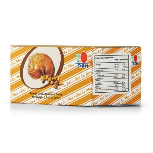 DXN Zhi Ca Plus kávéval ízesített édesség