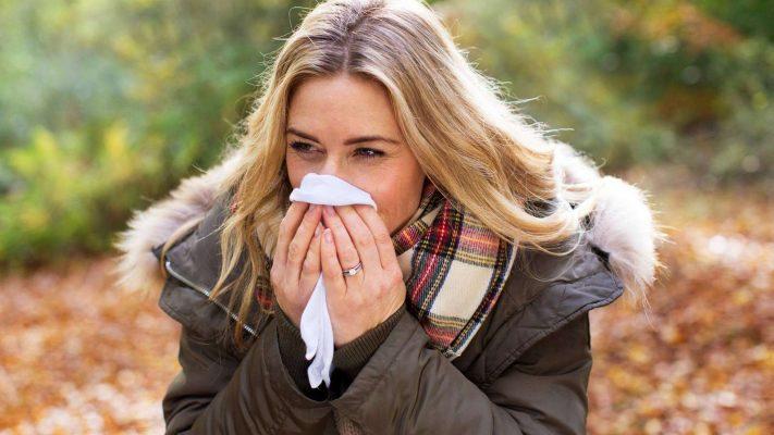 megfázások